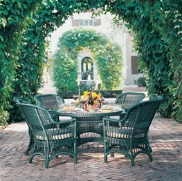 Bar Harbor Collection Lane Venture Chair Dining Set